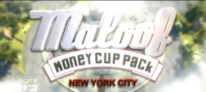 Skate 3 Maloof Money Cup Pack