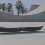 WTF is going on… A rideable Hoverboard from LEXUS in development