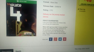 Apparently Skate 4 has been leaked
